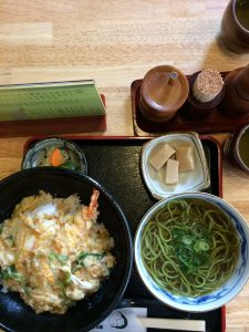 Shofukutei lunch set